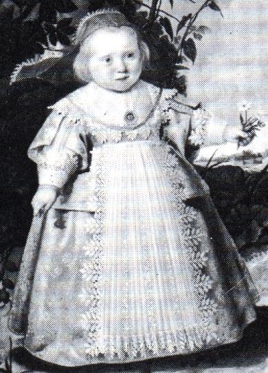 Nicole Kipar's late 17th century costume history - Baroque