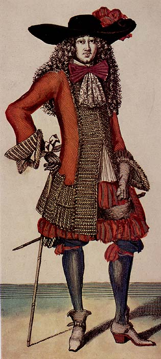 nicole kipars late 17th century clothing history period