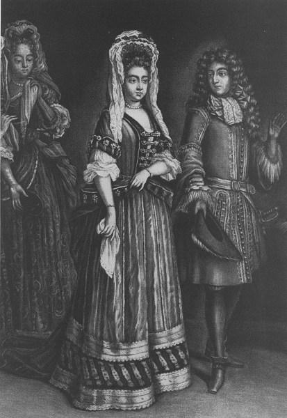 Nicole Kipar's late 17th century Clothing History - Period ...