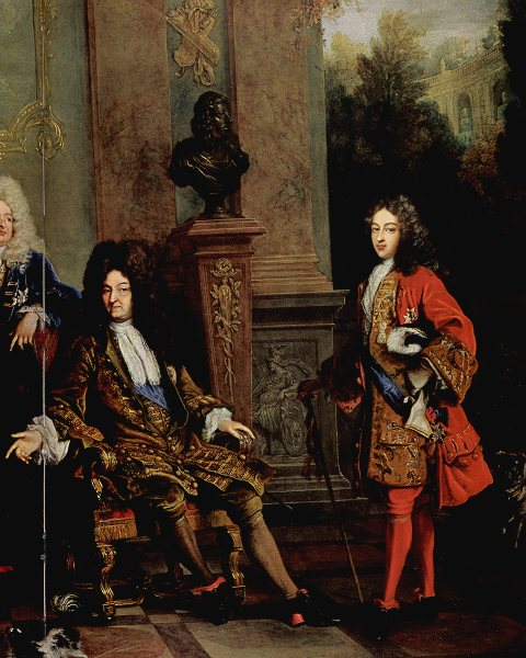 """a history of louis xiv in france The reign of louis xiv is often referred to as """"le grand siècle"""" the history louis xiv only the eldest, louis de france, known as the grand dauphin."""