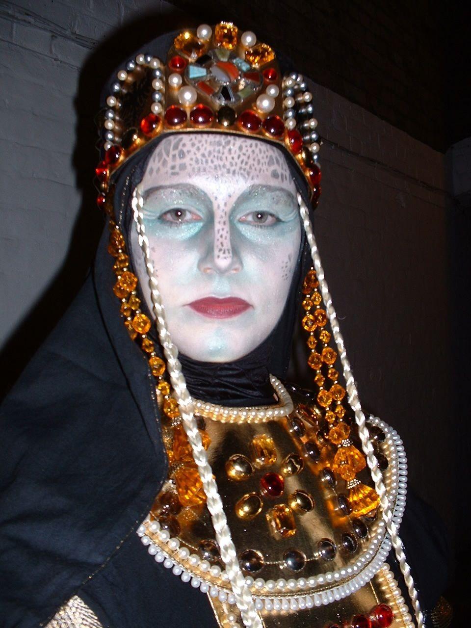 Nic Kipar S Costume Portfolio